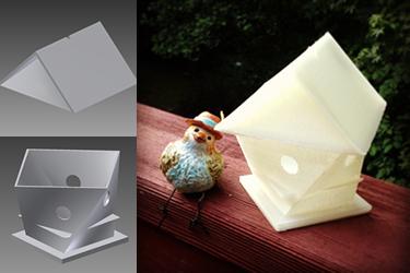 Birdhouse 3D Print