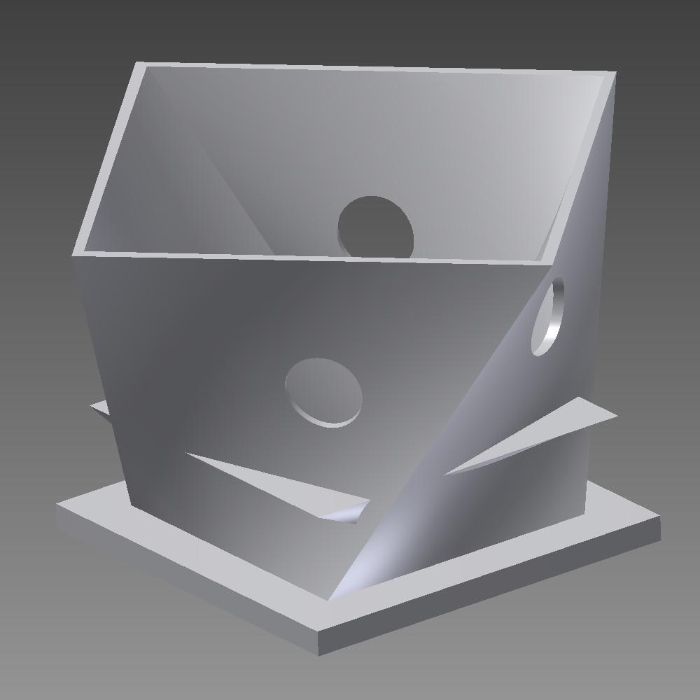 Birdhouse Bottom